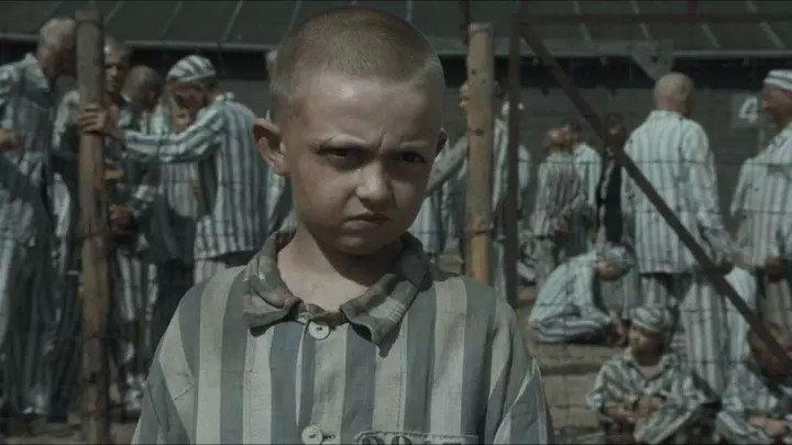 """Фильм """" Мальчик в полосатой пижаме """" Драма , Исторический , Военный 2008"""
