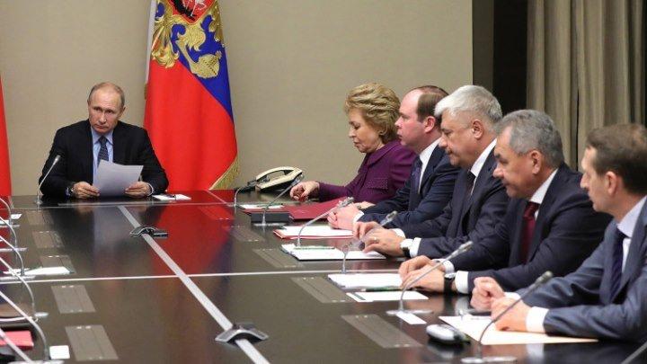 События недели: Владимир Путин провел совещание Совбеза РФ. ФАН-ТВ