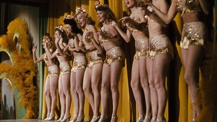 Девушка с обложки [HD] - (мюзикл) 1944