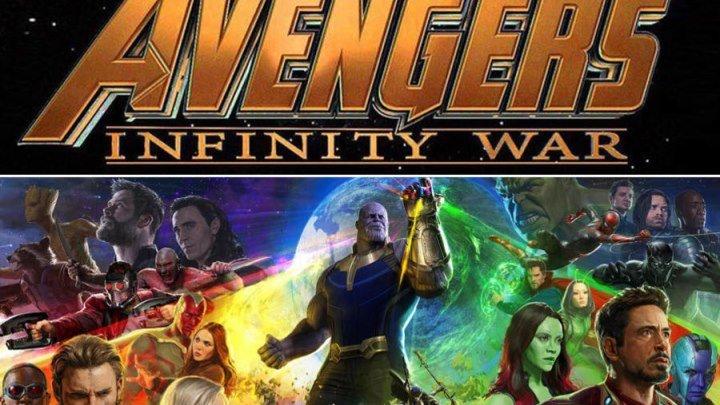 WATCH Avengers: Infinity War (2018) FULL. MOVIE. ONLINE. HD in 1080p Movies Free
