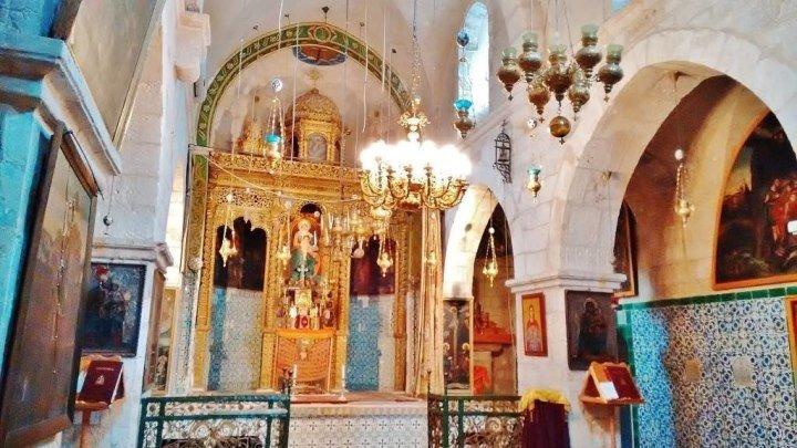 Монастырь Святых Архангелов – Армянский Иерусалим. Вып. 2