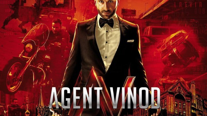 Индийский фильм: Агент Винод (2012)