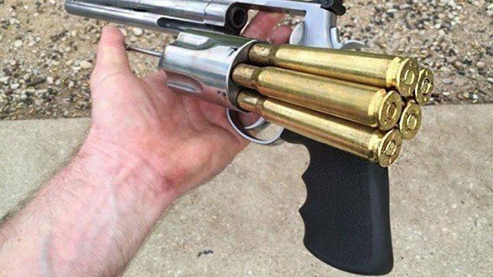 6 Самых Мощных и Опасных Пистолетов