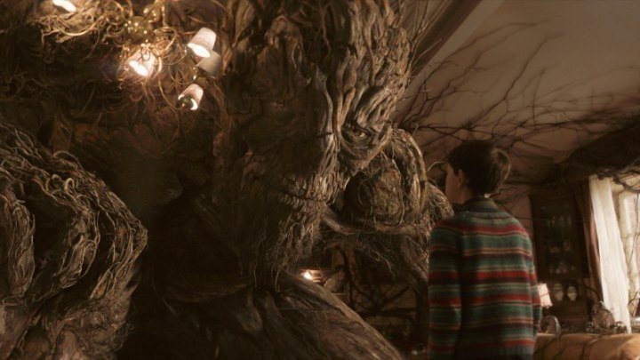 Голос монстра / A Monster Calls 2016 HD (Фэнтези, драма)