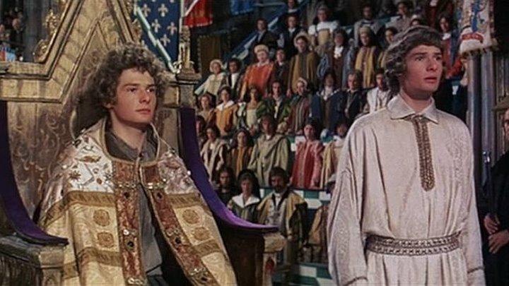 """х/ф """"Принц и Нищий"""" (США,1977) Советский дубляж"""