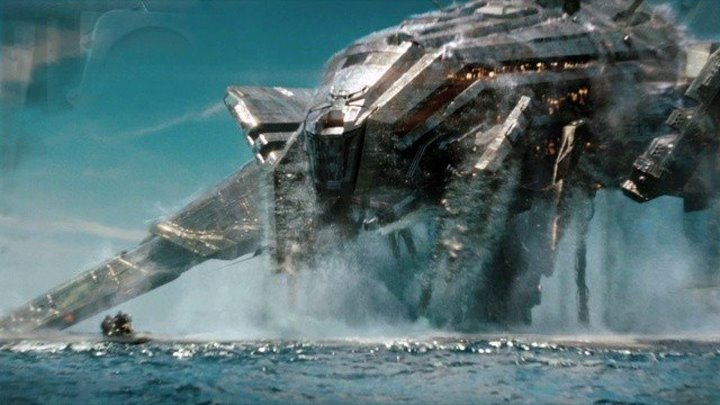 Морской бой / Battleship 2012 HD (Фантастика, боевик, приключения)