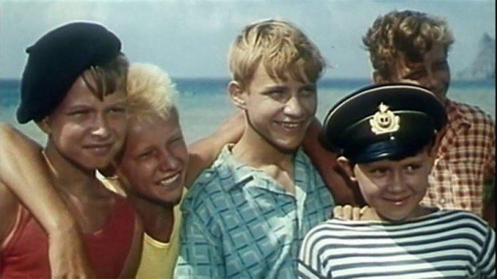 """х/ф """"Акваланги на дне"""" (1965)"""
