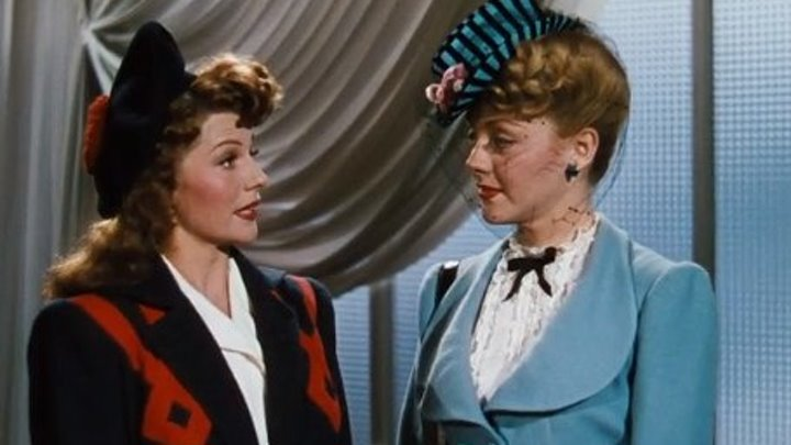 Cover Girl (1944) Rita Hayworth, Gene Kelly, Lee Bowman , Phil Silvers, Eve Arden, Leslie Brooks, Otto Kruger, Director: Charles Vidor