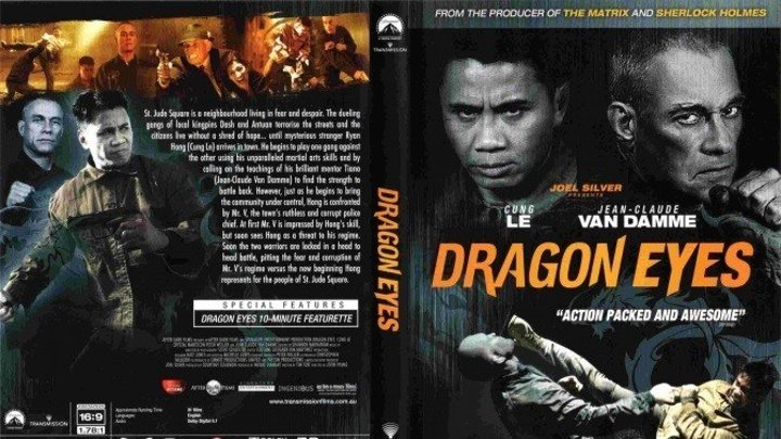 Очи дракона\\Глаза дракона HD(Боевик,Триллер,Драма,Криминал)2011