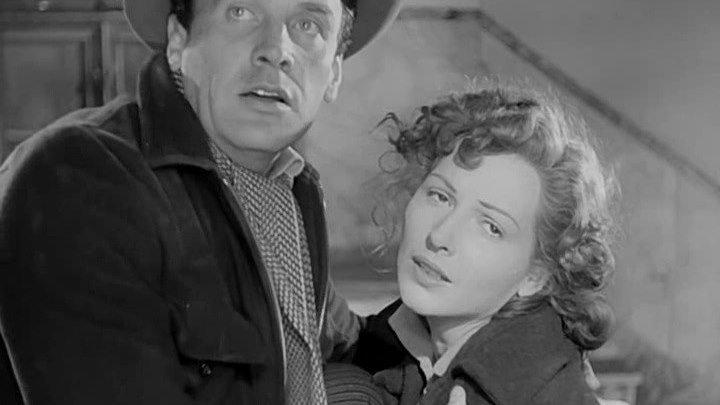 """х/ф """"Рим в 11 часов"""" (Италия,1952) Советский дубляж"""