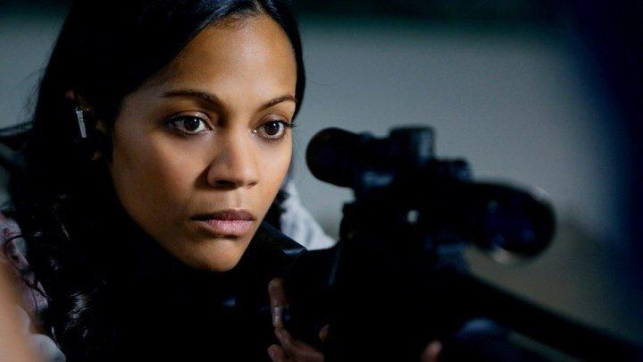 Коломбиана (2011) HD. «Месть бывает прекрасна»