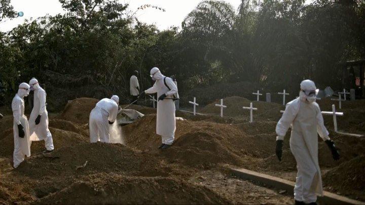 Wirus. Niewidzialny zabójca. Gorączka krwotoczna Ebola.