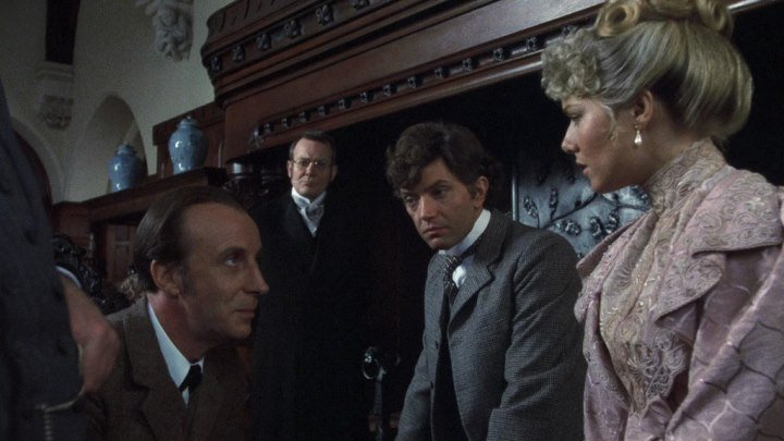 Собака Баскервилей / The Hound of the Baskervilles (1983) ужасы, триллер, криминал, детектив