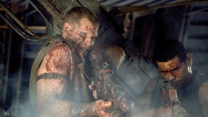 Чужой 4_ Воскрешение (1997) . Триллер боевик фантастика.
