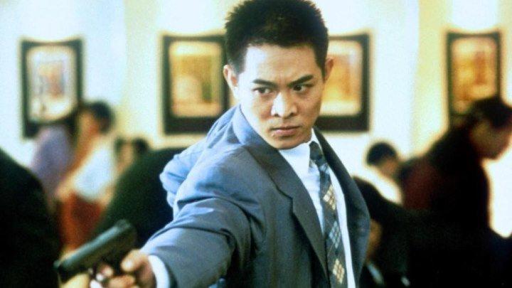 Телохранитель из Пекина. боевик, триллер, криминал