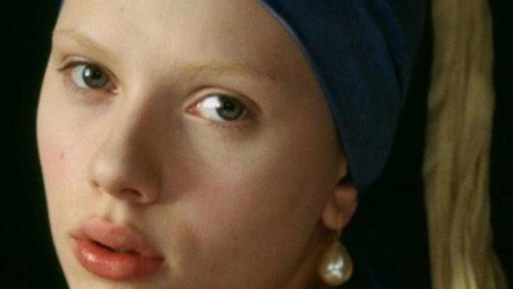 Эдвард Григ Песня Сольвейг Кадры из фильма Девушка с жемчужной сережкой