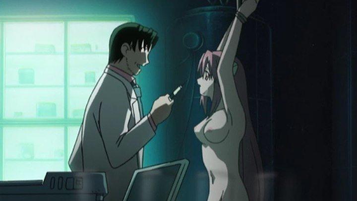 Elfen Lied(Эльфийская песнь) - 05 [RUS озвучка] (драма, фантастика, ужасы)(аниме эротика, этти, ecchi, не хентай-hentai)