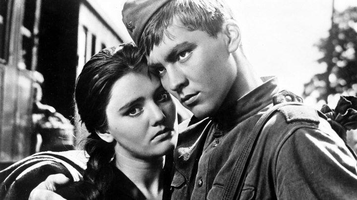 """Баллада о солдате"" _ (1959) Военный,мелодрама. HD 720p."