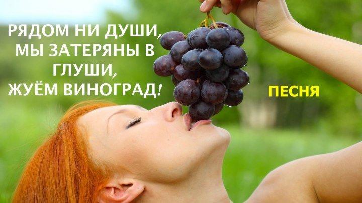 Сладкий сок на губах... СИНИЙ ВИНОГРАД... Дуэт С.Болотова и С.Ермаков