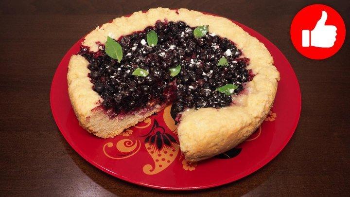 Открытый пирог с ягодами в мультиварке, рецепт открытого пирога. рецепты для мультиварки, мультиварка. выпечка в мультиварке