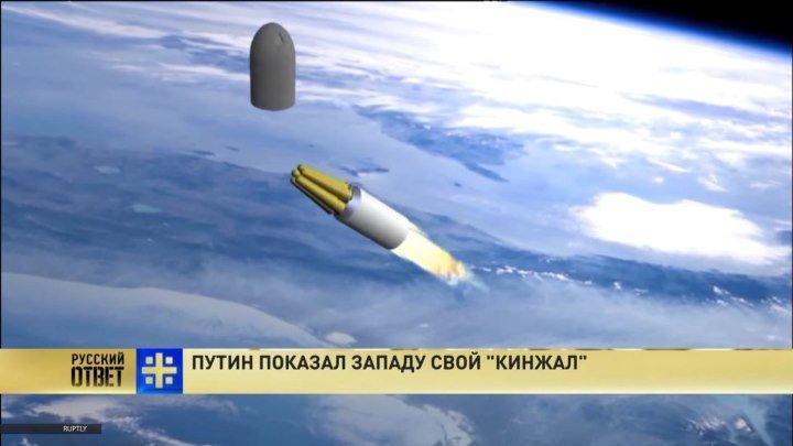 Российское вооружение. Ракеты неограниченной дальности! Путин доклад 15 мин