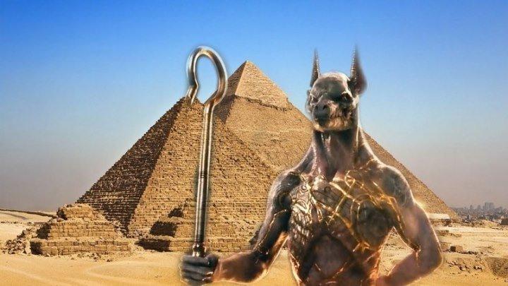 Кем был бог Ра, на которого работал Хеопс. Как египтяне открывали врата в иное и