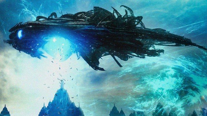 Скайлайн 2. Боевик, Фантастика(2017)
