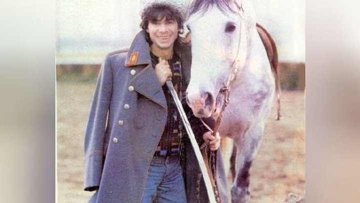 Олег Газманов - Эскадрон (1990)