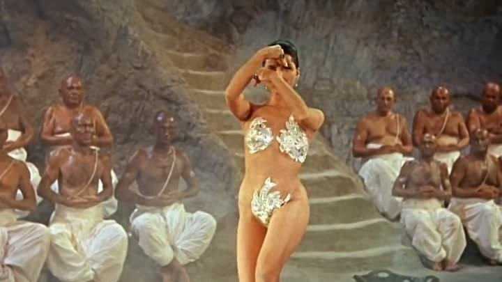 ИНДИЙСКАЯ ГРОБНИЦА. 1959 (продолжение фильма Бенгальский Тигр) Приключения