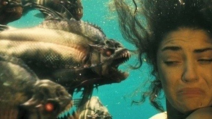 Пираньи / Piranha . Комедия ужасы