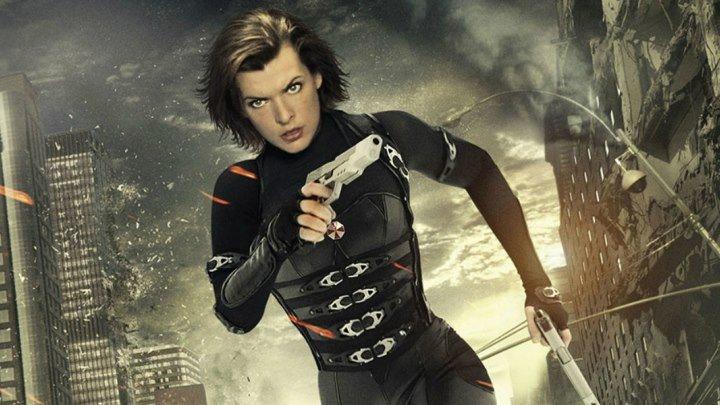 Обитель зла: Последняя глава (2016) Resident Evil: The Final Chapter
