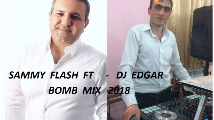 DJ-EDGAR ASLANYAN FT SAMMY FLASH - ПО ТВОИМ СЛЕДАМ