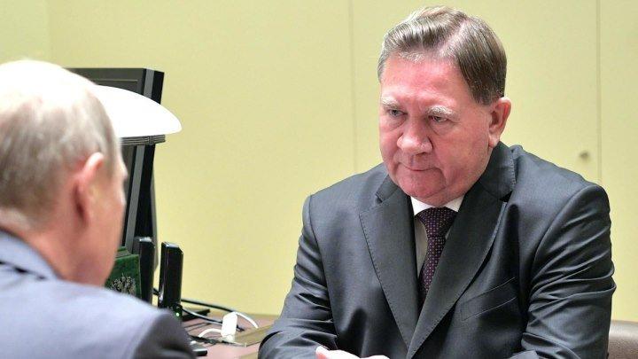 Глава Курской области объявил о своей отставке | 11 октября | Вечер | СОБЫТИЯ ДНЯ | ФАН-ТВ