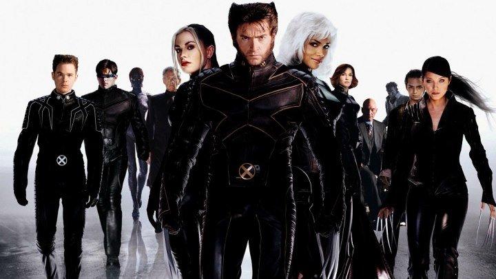 2003 Люди Икс 2 русский трейлер