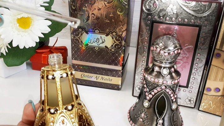 Волшебные ароматы арабских духов восхищают! Шедевры в эфире