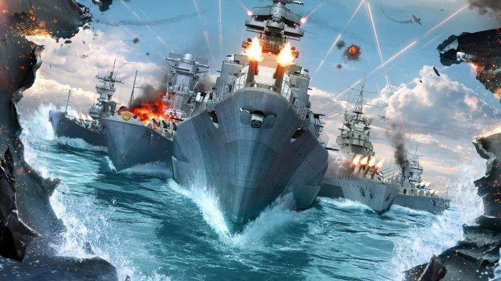 Морской бой (2012) Battleship