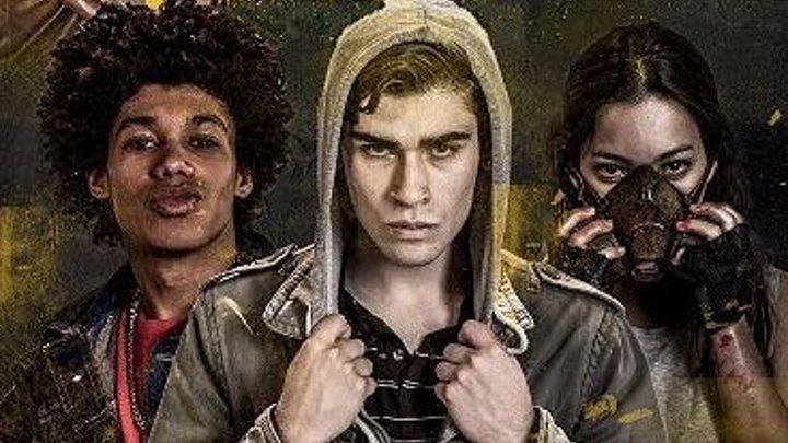 КАРМАННИКИ МАСТЕРА КРАЖИ (2018). драма, криминал