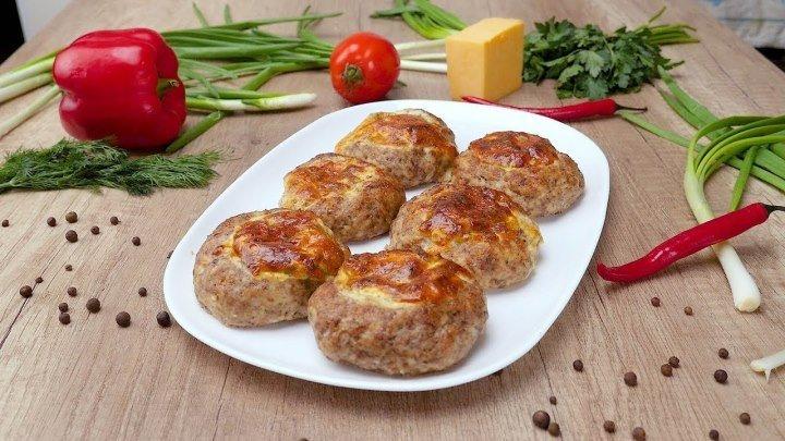 Гнезда из фарша - Рецепты от Со Вкусом