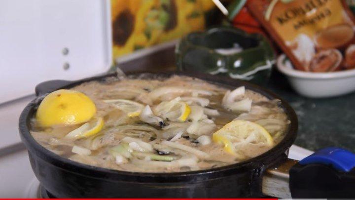 Шкара из мойвы любимое блюдо моряков. Как приготовить Шкару