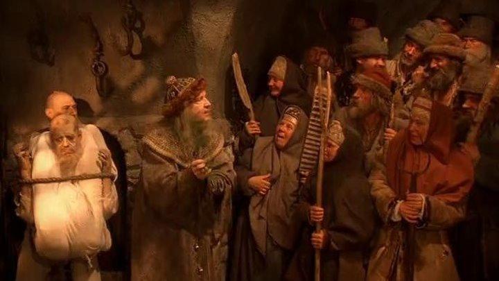 Сказ про Федота-Стрельца (Россия 2001) комедия, приключения, экранизация, фэнтези