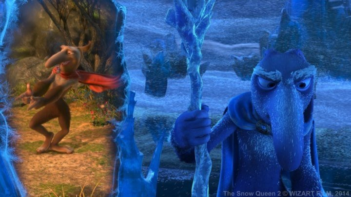 Снежная королева 2: Перезаморозка . мультфильм фэнтези, приключения