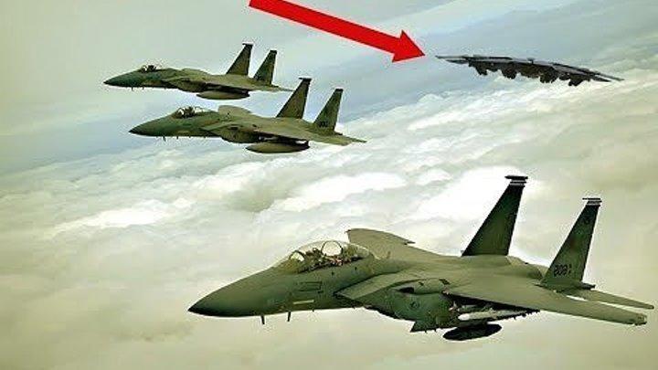 У НАТО настоящий шок! НЛО УНИЧТОЖИЛО три японских истребителя. Пришельцы уже здесь