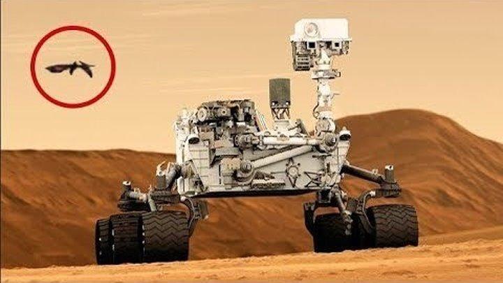 Господи! Они же перемещаются! Фотографии с Марса которые потрясли ученых