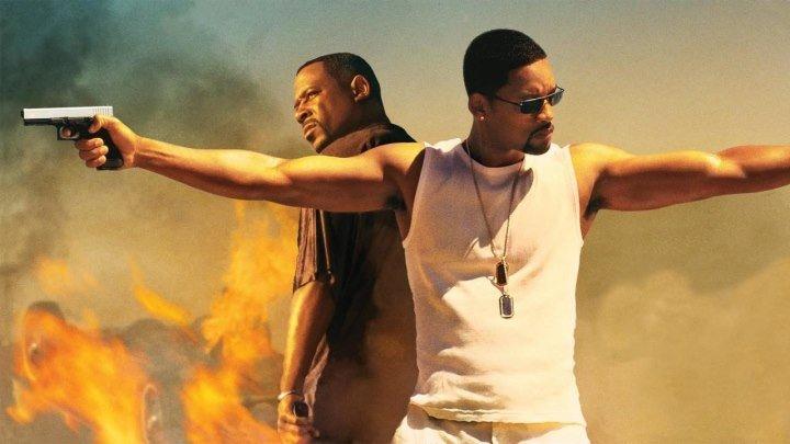 Плохие парни 2 HD(комедия, боевик)2003 (16+)