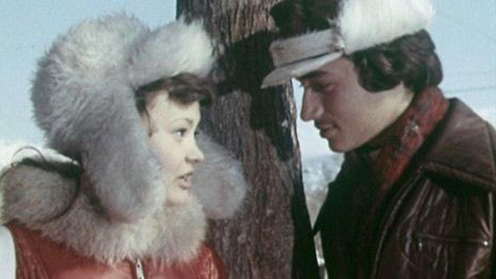 """х/ф """"Встречи на Медео"""" (1976)"""