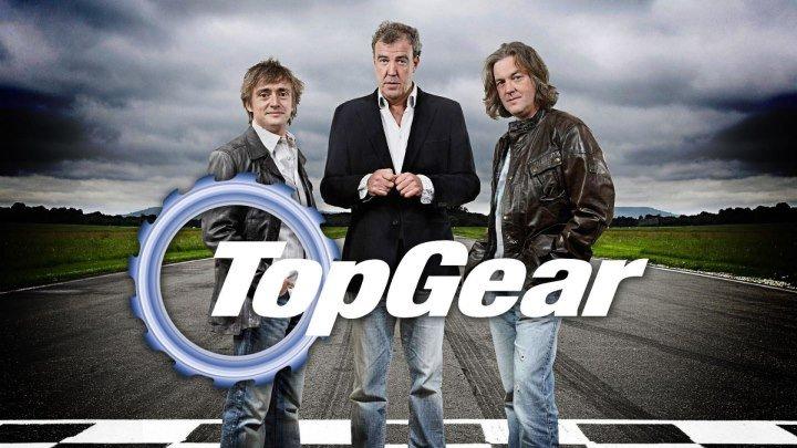 Top Gear. 4 сезон. 1 эпизод.