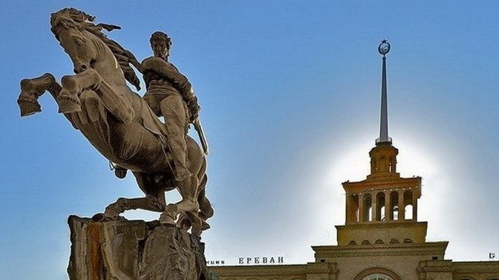 Документальный фильм об Армении. Телеканал «Культура»