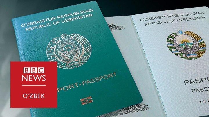 Ўзбекистонликларга 2 та паспорт нимага керак?