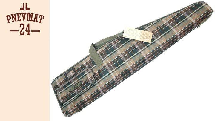 Чехол-кейс для охолощенного АКМАК74 (кордура) шотландка