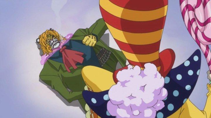 Ван Пис / One Piece - 849 Озвучка (Persona99)